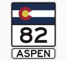 CO-82 - Aspen Kids Tee