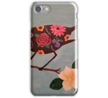 Magnolia Bird iPhone Case/Skin