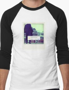 Sherlock Polaroid Men's Baseball ¾ T-Shirt