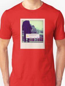 Sherlock Polaroid Unisex T-Shirt