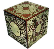 The Lament Configuration (aka Hellraiser Puzzle Box) by bwdillon