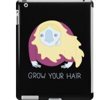 Grow Your Hair iPad Case/Skin