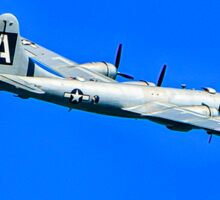 B29 Superfortress Sticker