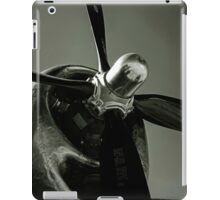 Wright R-3350 Duplex Cyclone radial engine iPad Case/Skin
