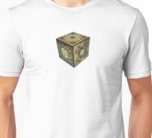 The Lament Configuration (aka Hellraiser Puzzle Box) Unisex T-Shirt