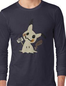 Mimikyu - Love Me Long Sleeve T-Shirt