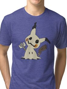 Mimikyu - Love Me Tri-blend T-Shirt