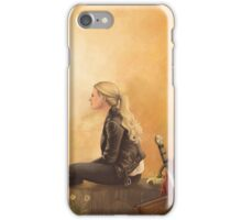 Emma Swan iPhone Case/Skin