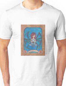 The Black Widow Unisex T-Shirt
