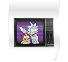 Rick and Morty TV! Poster