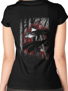 Berserk - The Black Swordsman  Women's Fitted Scoop T-Shirt