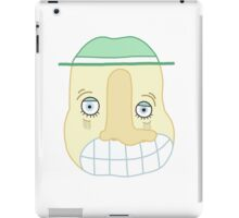 Hat Guy iPad Case/Skin