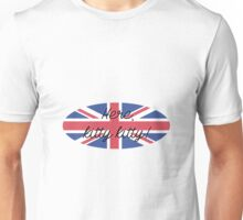Here, Kitty Kitty - UK Unisex T-Shirt