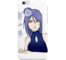 Konan from Naruto iPhone Case/Skin