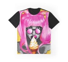 I Scream Graphic T-Shirt