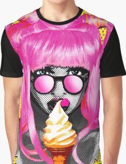 I Scream Graphic T-Shirt