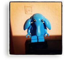 Lego Max Rebo Star Wars Canvas Print
