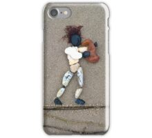 Billie plays Saxostone! - Sax Player iPhone Case/Skin