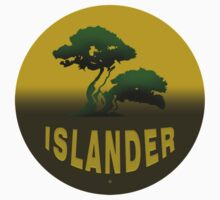The Islander Affiliation by Vy Solomatenko