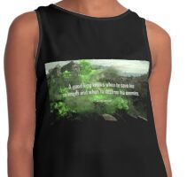 Game of Thrones - Cersei Lannister Contrast Tank