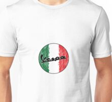 Italian Vespa Unisex T-Shirt
