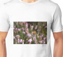 Small Copper on Heather Unisex T-Shirt