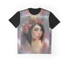 Dalish Elf Girl Graphic T-Shirt