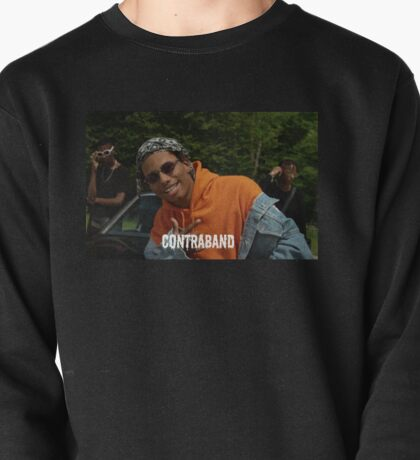 Night Lovell contraband  Pullover
