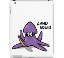 Land Squid iPad Case/Skin