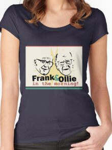 Frank and Ollie Women's Fitted Scoop T-Shirt
