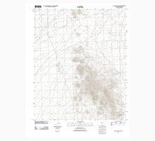USGS TOPO Map Arizona AZ Dutch Flat SE 20111021 TM One Piece - Short Sleeve