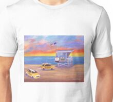 Redondo Beach Lifeguard Tower Unisex T-Shirt