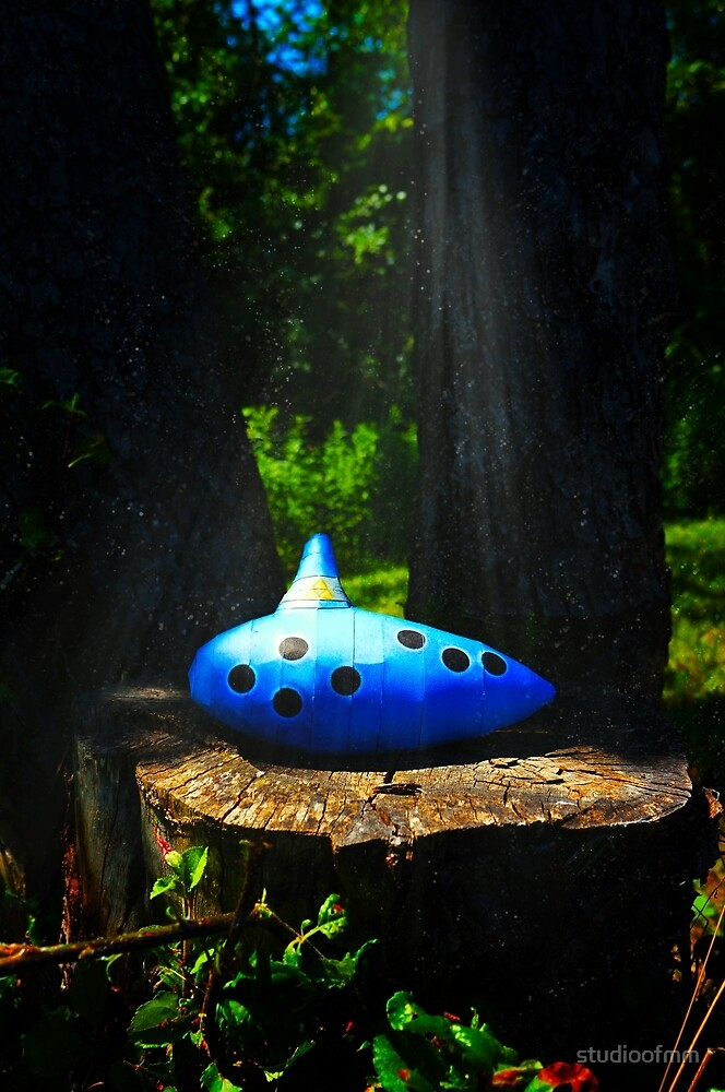 The Ocarina of Time by studioofmm