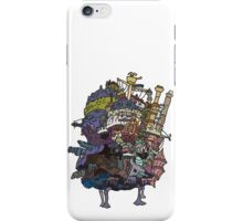 Moving Castle iPhone Case/Skin