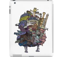 Moving Castle iPad Case/Skin