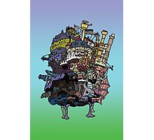 Moving Castle Photographic Print