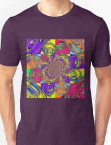 Colourful pattern 2 Unisex T-Shirt