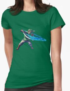 Link - The Legend of Zelda Womens Fitted T-Shirt
