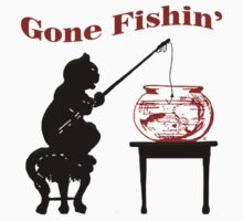 I Have Gone Fishin' by Vy Solomatenko