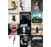 Album covers Photographic Print