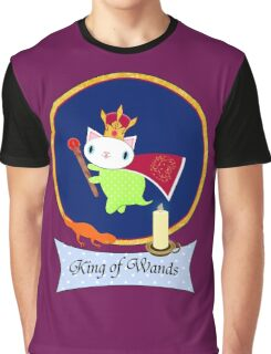 King of Wands Graphic T-Shirt