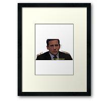 office Framed Print