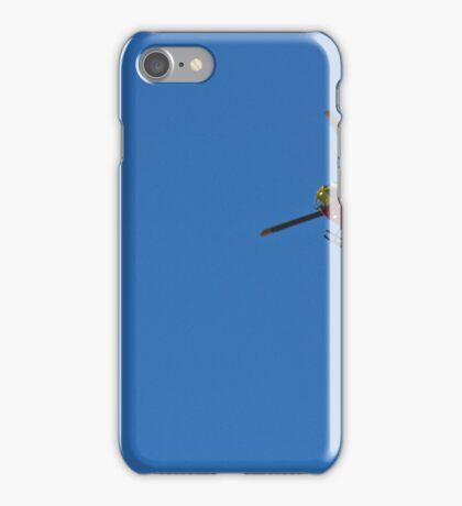 Chopper in the sky iPhone Case/Skin