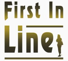 The First In Line by Vy Solomatenko