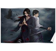 Sasuke & Itachi Poster