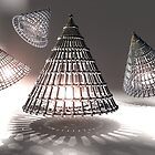 Gridded Light by Eric Nagel