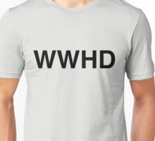 What Would Harambe Do? WWHB Unisex T-Shirt