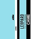 Team Leopard Racing by Confundo