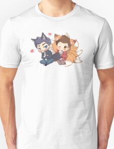 The Fox 'n the Wolf T-Shirt