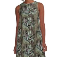 Native Spirits A-Line Dress